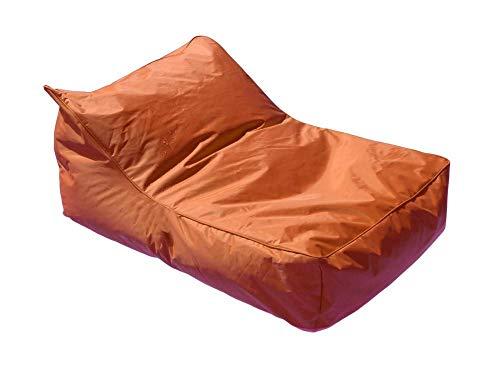 Fauteuil de piscine flottant Orange