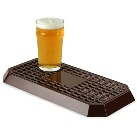 Uni Bar Plastic Drip Tray | Back Bar Drip Tray, Beer Drip Tray, Pub Drip Tray, Rectangular Drip Tray