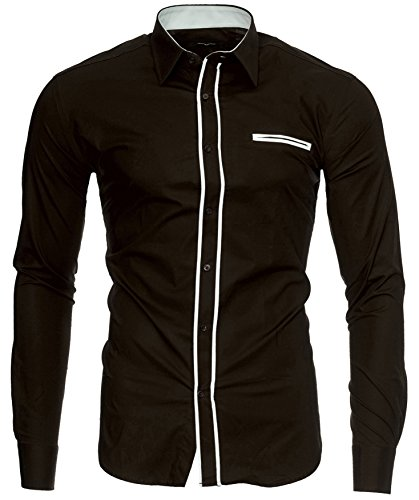 Kayhan Hombre Camisa London, Brown London S