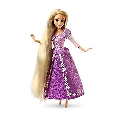 Offizielle Disney Princess Rapunzel Rapunzel 30cm Klassische Figur Puppe (Posable Figur Puppe)