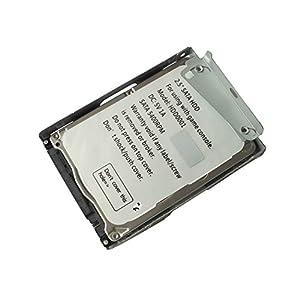 OSTENT 320GB HDD Festplatte + Halterung kompatibel für Sony PS3 Super Slim CECH-4X