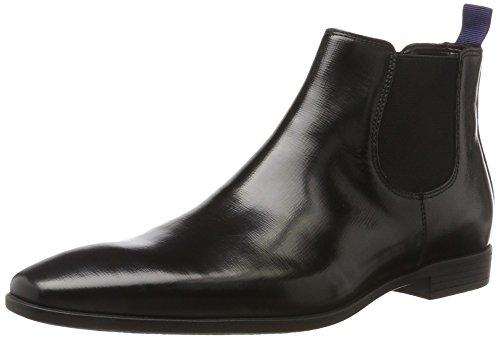 Kurt Geiger London Men's Waldock NP Chelsea Boots, Black (Black), 9 UK