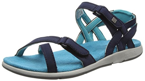 Regatta Lady Santa Cruz, Women's Sandals, Blue (Navy/Stillwa), 3 UK (36 EU)