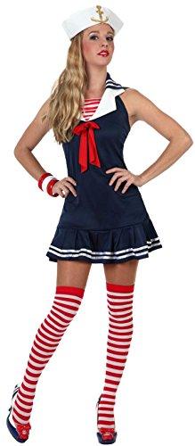 Imagen de el carnaval disfraz marinera adulto