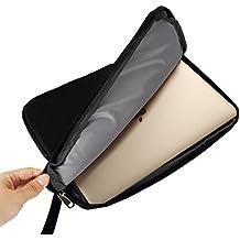 "SymbolLife-Funda protectora para portátiles de 14""/ Impermeable Ordenador Portátil Caso /Portátil Bolsa / Caja De La Tableta / Bolsa De Transporte Para Macbook /Acer / Asus / Dell / Samsung"