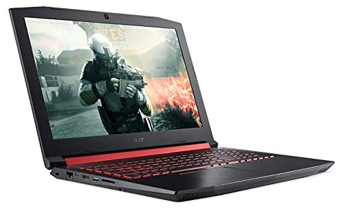 Acer Nitro 5 AN515-51 Laptop (Windows 10 Home, 8GB RAM, 128GB HDD) Black Price in India