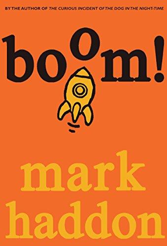 Boom! por Mark Haddon