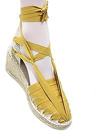 e8a157437d2f8 Amazon.es  Alpargatas - Zapatos para mujer  Zapatos y complementos
