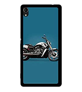 ifasho Designer Back Case Cover for Sony Xperia M4 Aqua :: Sony Xperia M4 Aqua Dual (Design Art Car Truck Accessories)