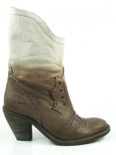Dkode Schuhe Damen Stiefel Darwin, schuhgröße_1:eur 37;Farbe:Braun