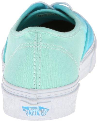 Vans U AUTHENTIC SLIM (OMBRE) CLOISON VQEVBQ4, Sneaker Unisex adulto Turchese (Türkis))