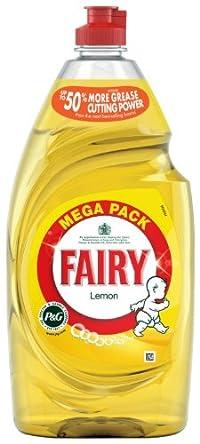 Fairy Liquid Lemon 105L