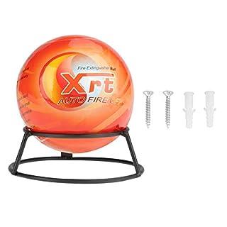 XRT Fire Ball Feuerlöscher Ball Suppression Device Feuer Sicherheit Easy Throw Stop Feuer Verlust Werkzeug Sicherheit(1.3kg)