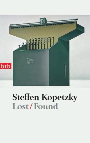Buchseite und Rezensionen zu 'Lost/Found' von Steffen Kopetzky