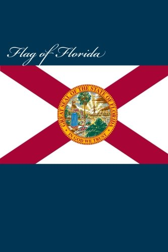 flag-of-florida-journal-160-lined-ruled-pages-6x9-inch-1524-x-2286-cm-laminated