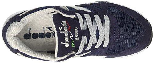 Diadora N9000 Iii, Sneaker a Collo Basso Unisex – Adulto Blue