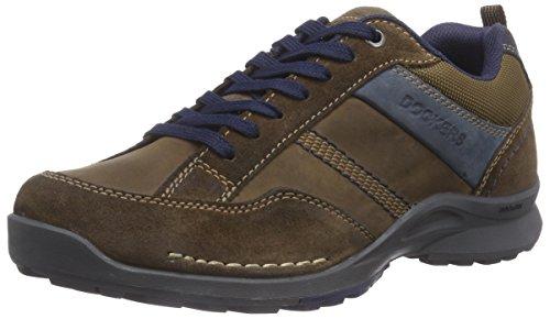 dockers-by-gerli-37lk007-204311-herren-sneakers-braun-braun-hellbraun-311-45-eu