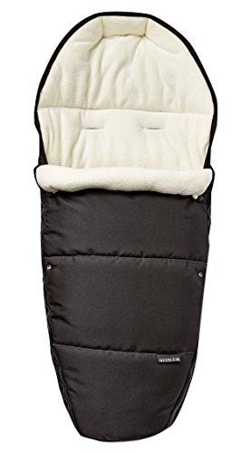 Preisvergleich Produktbild Gesslein 716178000 Fußsack Sleepy, schwarz