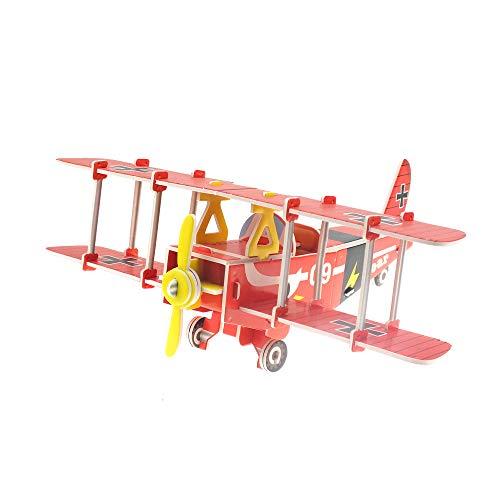 Material del producto: tablero de EPS ambiental.Tamaño del producto: 20 * 13 * 10 cm(La medición manual tiene error de 1-2 cm)Bricolaje ensamblado en 3D modelo tridimensional en papel de juguete.Los componentes del producto están conectados entre sí ...