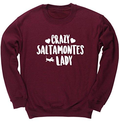 hippowarehouse-crazy-saltamontes-lady-jersey-sudadera-sueter-derportiva-unisex-ninos-ninas