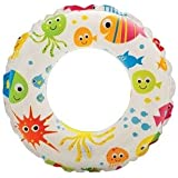 Aarushi Swimming Ring, 61cm, 6-10 Years (Multicolour)