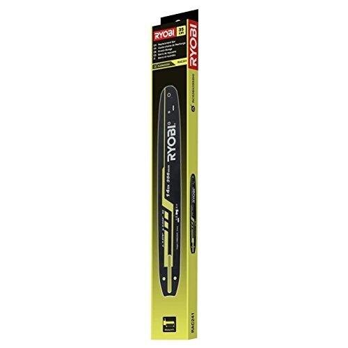 Ryobi Guide (Kettensägenschwert RAC241 für Akku-Kettensäge RCS36X3550Hi | Länge: 35 cm)