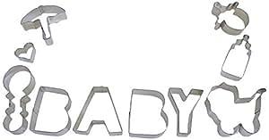 Baby Shower Emporte-Pièce 10 Piece Set