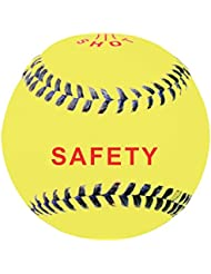 Sure Shot Safety - Pelota de béisbol, color amarillo