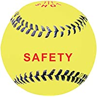 Sure Shot Safety - Pelota de béisbol, color amarillo