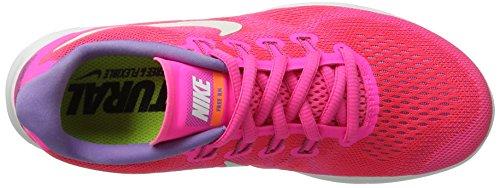 Nike Damen Wmns Free Rn 2 Laufschuhe Pink (Racer Pink/off White/pink Blast/brt Mango/purple Earth)