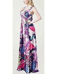 Amazon.it  Modelli Vestiti Donna Lunghi - 3XL   Donna  Abbigliamento 143d9dbf20a
