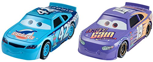 Disney Pixar Cars 3 - Bobby Swift & Cal Weathers - Set mit 2 Die-Cast-Modellen