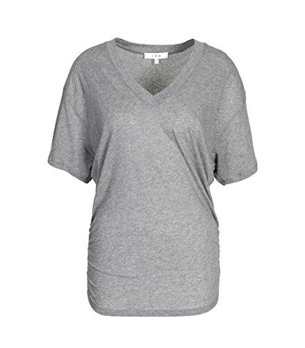 IRO Damen Shirt Misley in Grau GRY11 steel grey
