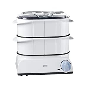 Amazon.de: Braun FS 20 Dampfgarer Multi Gourmet (850 Watt