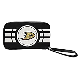 NHL Anaheim Ducks Ripple Zip Wallet