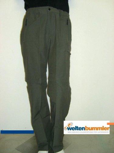Hot de Sportswear Pantalon Convertible de randonnée Homme Berlin Kaki Loisirs Pantalon