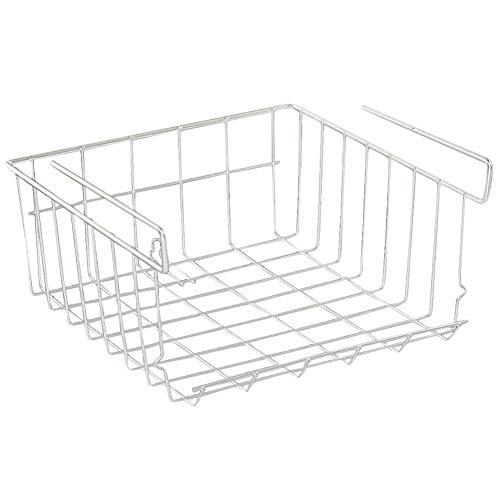Food Storage Organizer (ckground Food Organizer Storage Bin Körbe für Küchenschränke, Vorratsraum, Bad, Waschküche, Schränke, Garage)