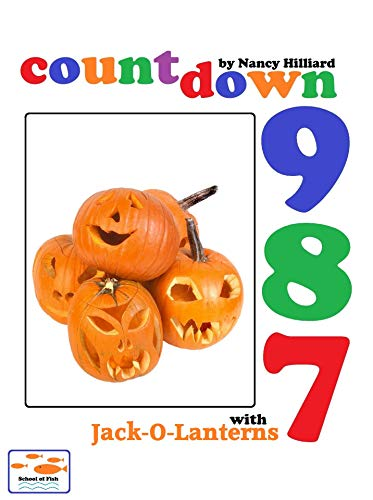 Countdown to Halloween (321 Countdown Book 1) (English Edition)