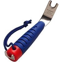 Ironwood Pacific 664-0081 Herramienta Abrochado/desabrochado Lona Fondeo Top Snapper