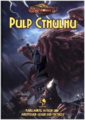 Cthulhu: Pulp Cthulhu (Softcover) *limitierte Ausgabe*