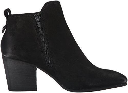 Steve Madden JULIUS Cuir Bottine Black