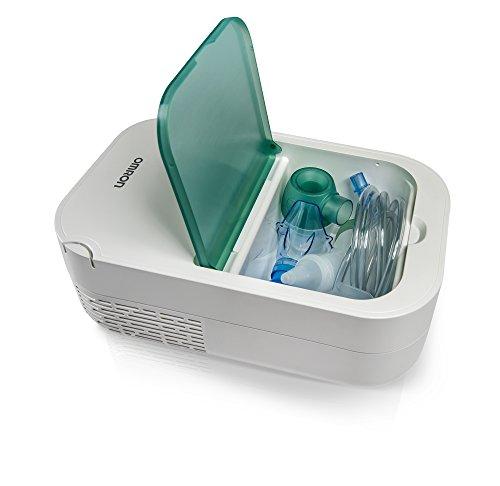 Omron DuoBaby Kompressor Inhalationsgerät mit Nasensauger - 3