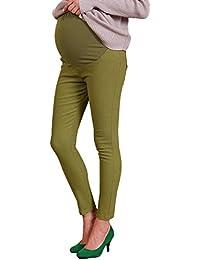 Sweet Mommy Raised Stretchy Maternity Skinny Pants