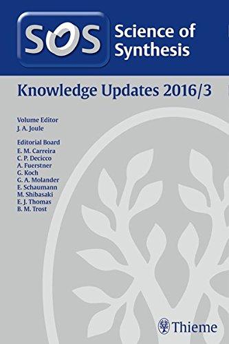 Preisvergleich Produktbild Science of Synthesis Knowledge Updates: 2016/3
