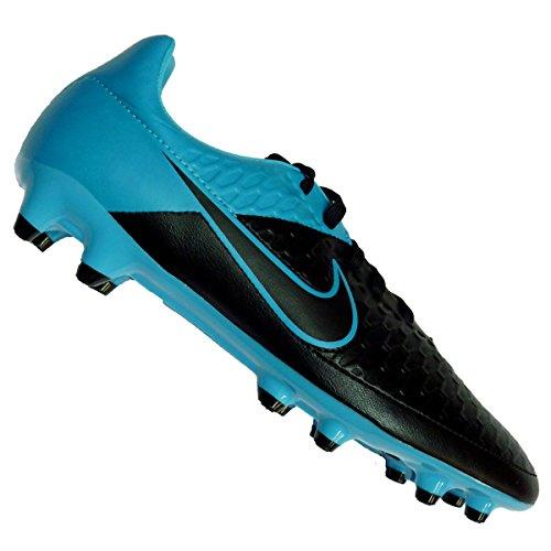 Nike Magista Onda FG, Homme Chaussures de Football - Noir/Bleu