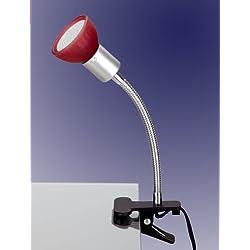 Trango® Foco LED 022Pinza Clip de lámpara Incluye 1x GU10LED Bombilla tg2989