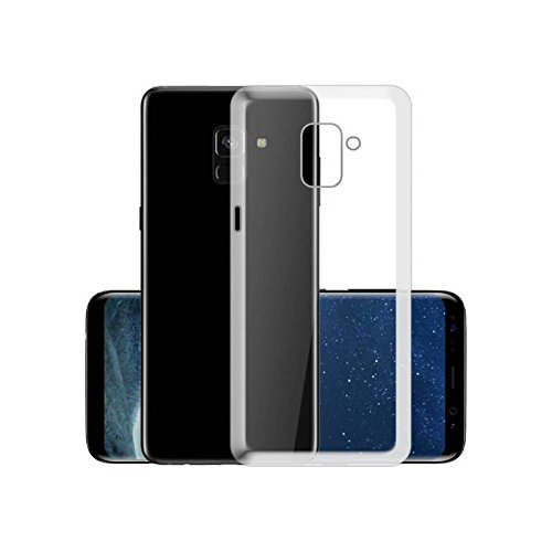 Akshar Transparent Back Cover for Samsung Galaxy A8 Plus Cases [Samsung Galaxy A8 Plus]