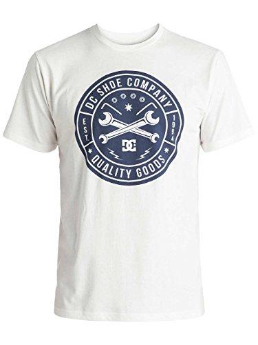 DC T-Shirt lily white