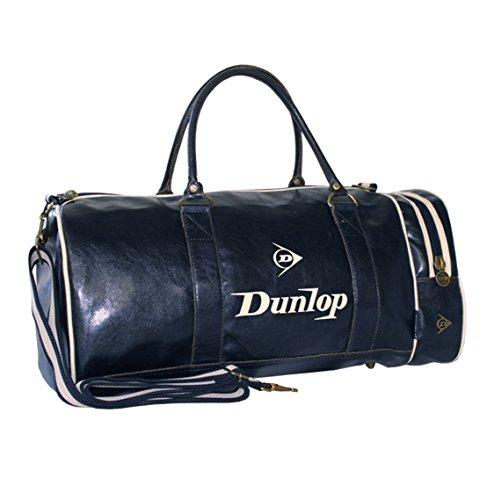 Bolso retro Dunlop gimnasia bolsa de viaje de fin de semana Deportes b