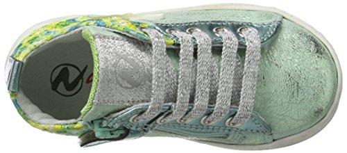 Naturino Mädchen 4498 Sneaker Türkis (ACQUA)